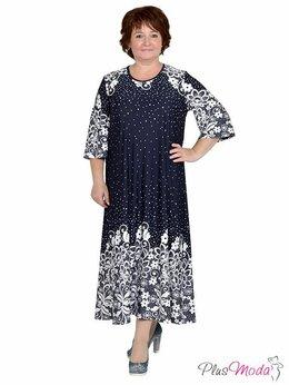 Футболки и топы - Платье женское больших размеров №647, 0