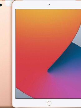 Планшеты - Планшет Apple iPad 10.2 (2020) Wi-Fi + Cellular…, 0