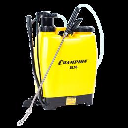 Электрические и бензиновые опрыскиватели - Опрыскиватель рычажный CHAMPION SL16, 0