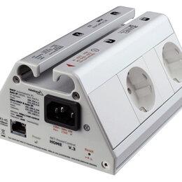 Электроустановочные изделия - Умная розетка Anel home (LAN, 3 розетки 220В), 0