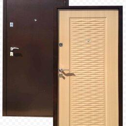 Входные двери - двери входные монарх белый клен, 0