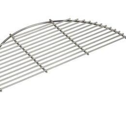 Решетки - Решетка полукруглая для гриля ХL, нержавеющая сталь Big Green Egg, 0