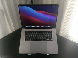 """Ноутбуки - MacBook Pro 16"""" (Ростест), i9/16Gb/1TB/5500M - 8Gb, 0"""