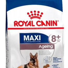 Корма  - Maxi Ageing 8+ Royal canin 15 кг, 0
