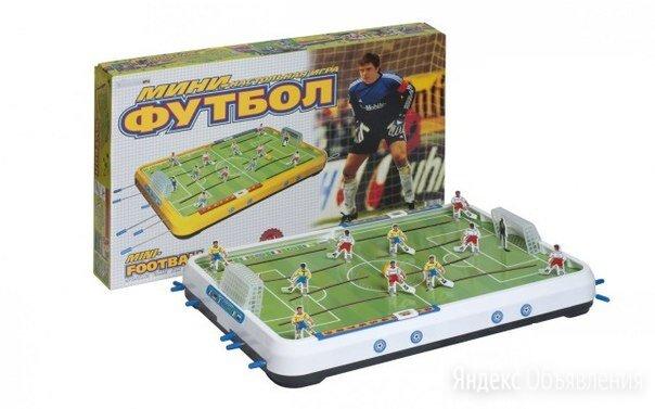 Настольная игра футбол по цене 2290₽ - Настольные игры, фото 0