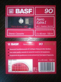 Другое - Аудиокассета basf ferro extra I 90, 0