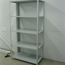 Стеллажи и этажерки - Стеллаж металлический  на 5 полок 2000*300*1000, 0