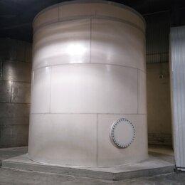 Производственно-техническое оборудование - Резервуар, емкость накопительная пластиковая 100 м.куб , 0