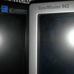 "Мониторы - ЖК монитор 17"" Samsung 730BF VGA(D-sub) +DVI, 0"
