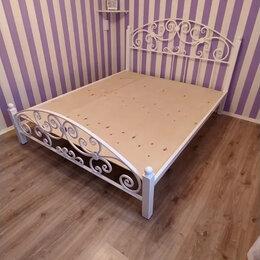Кровати - Кровать кованая металлическая КА, 0