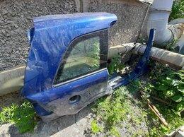 Кузовные запчасти - Крыло заднее правое Opel Zafira B, 0