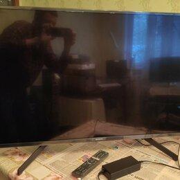 Телевизоры - Sony KD-43XG7005, чёрный, 4K UHD, 0