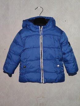 Куртки и пуховики - Детская зимняя куртка Next 86 см, 0