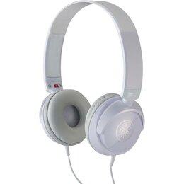 Наушники и Bluetooth-гарнитуры - Yamaha HPH-50WH наушники мониторные, закрытого…, 0