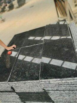Облицовочный камень - Гранитная плитка Батерфляй Грин, 0