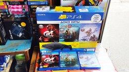 Игровые приставки - Игровая приставка Sony Playstation 4 slim. 1 TB, 0