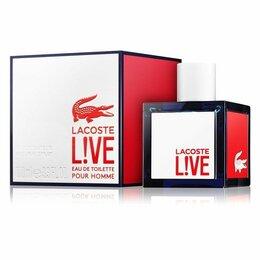 Парфюмерия - Lacoste Live Pour Homme edt 100 ml, 0