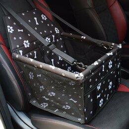 Транспортировка, переноски - Автогамак для собак животных на переднее сиденье, 0