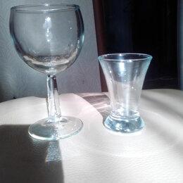 Рюмки и стопки - бокалы рюмки, 0