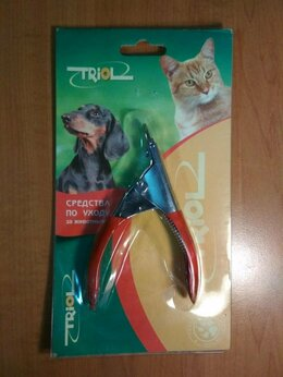 Груминг и уход - Когтерез для собак и кошек, 0