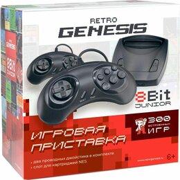 Игровые приставки - Игровая приставка 8 bit Retro Genesis Junior…, 0