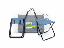 Стулья, табуретки - Набор Nika из двух походных стульев в сумке НПС, 0