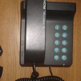 Проводные телефоны - Телефон Tritel_Ronco/Лотес, 0