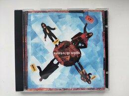 Музыкальные CD и аудиокассеты - Spin Doctors – Turn It Upside Down 1994  Audio CD, 0