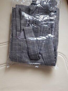 Костюмы - Модный женский  брючный костюм-двойка, 0