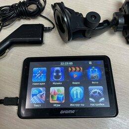 GPS-навигаторы - Навигатор Digma AllDrive 501 , 0