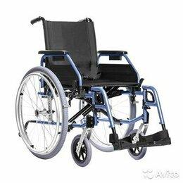 Приборы и аксессуары - Кресло-коляска инвалидная с ручным приводом. Ortonica Base 195., 0