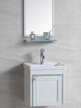 Столы и столики - Комплект мебели River AMALIA 405 BU голубой, 0
