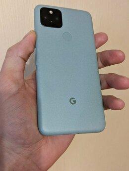 Мобильные телефоны - Google pixel 5 sorta sage (NO box, no acs) , 0