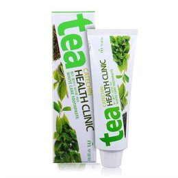 Дезинфицирующие средства - Зубная паста отбеливающая с экстрактом зеленого чая MUKUNGHWA Tea Catechin H..., 0