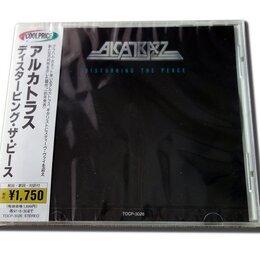 Музыкальные CD и аудиокассеты - Alcatrazz - Disturbing The Peace Japan CD -…, 0
