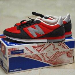 Кроссовки и кеды - New Balance 430 Red Trainers новые, 0