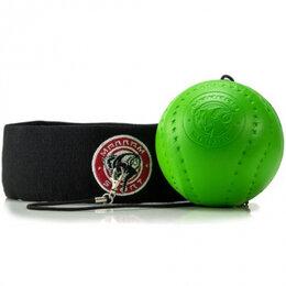 Тренировочные снаряды - Тренажер для бокса Quick Ball Green-L, 0
