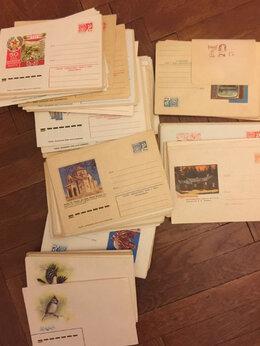 Конверты и почтовые карточки - Конверты для писем, 60-х годов, 0