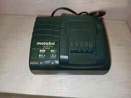Аккумуляторы и зарядные устройства - Зарядное устройство Metabo SC60 Plus, 0
