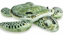 Прочие аксессуары - Плот надувной Черепаха 191х170 см, Intex, 0