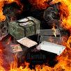 Коптильня ПРОФИ 400х250х250 мм с гидрозатвором. по цене 7900₽ - Грили, мангалы, коптильни, фото 1