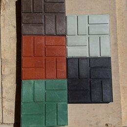 Садовые дорожки и покрытия - Плитка полимерпесчаная 250х250 и 330х330 и450х450, 0