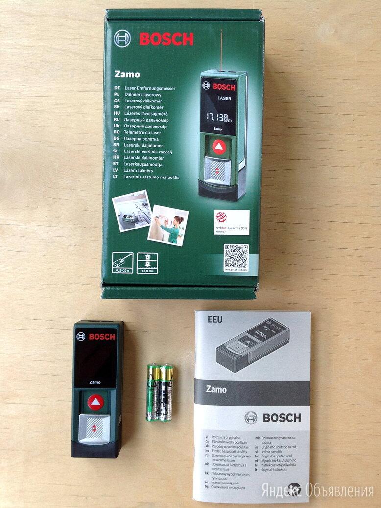 рулетка BOSCH ZAMO PLR-20 новая по цене 3800₽ - Измерительные инструменты и приборы, фото 0