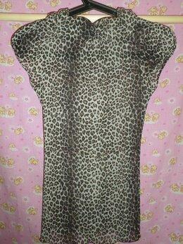 Блузки и кофточки - Блузка леопардовая, 0