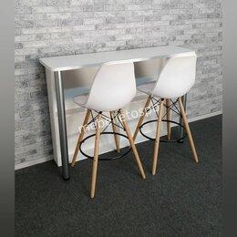 """Столы и столики - Барная стойка №12 """"Белая"""", 0"""