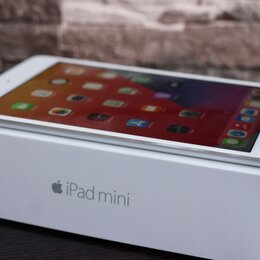 Планшеты - Apple iPad Mini 4 16gb wi-fi+cellular РСТ, 0