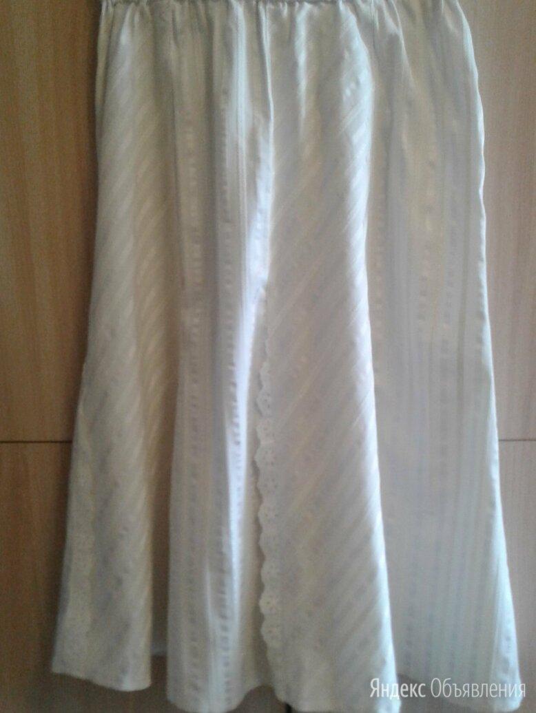 Нарядная белая юбка. по цене 300₽ - Юбки, фото 0