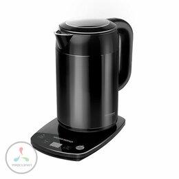 Электрочайники и термопоты - Чайник Redmond RK-M1303D черный, 0