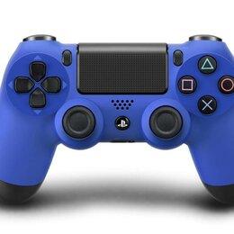 Игровые приставки - PlayStation 4 геймпад gamepad v2 синий, 0