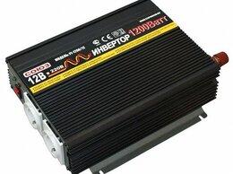 Блоки питания - ИНВЕРТОР (преобразователь DC/AC) СОЮЗ PI-1200 12В, 0